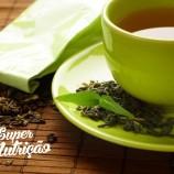 Chá-Verde no Excesso de Peso