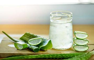 Receita Alisamento Natural com Aloe e Vera