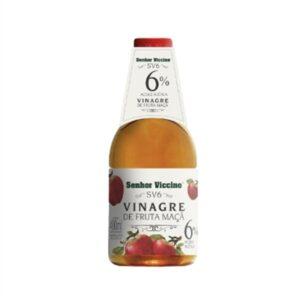 Onde comprar vinagre maçã acidez 6% acidez Senhor Viccino