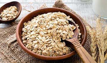 Dieta com aveia ajuda a controlar queda de cabelo