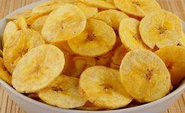 Banana Chips Engorda?