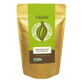Nibs de Cacau Premium Cru e Orgânico