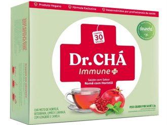 Dr. Chá Immune da Desinchá Funciona? Ajuda mesmo o sistema imunológico? E o coronavírus?