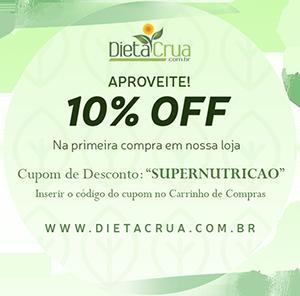 Comprar Vinagre de Maçã Orgânico com 10% de Desconto na DietaCrua.com.br
