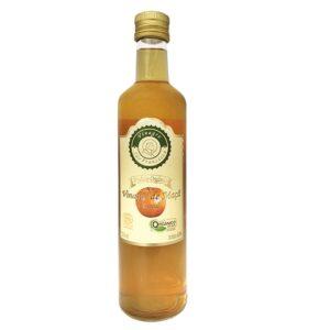 Vinagre de maçã é um dos produtos naturais mais vendidos nas lojas de produtos naturais.