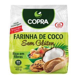 Comprar Farinha de Coco Copra