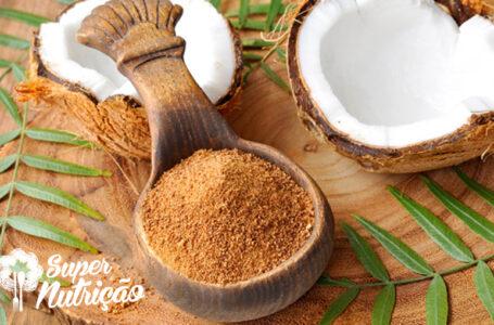 Néctar de coco o que é?