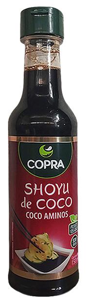 Comprar Shoyu de Coco 150ml - Copra