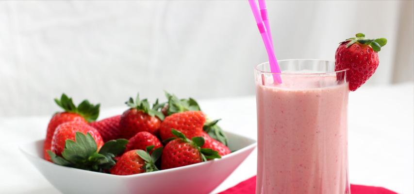 Receita de Shake Saboroso, Nutritivo e Saudável