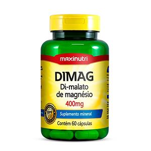 Magnésio é um dos produtos com mais saída nas lojas de produtos naturais