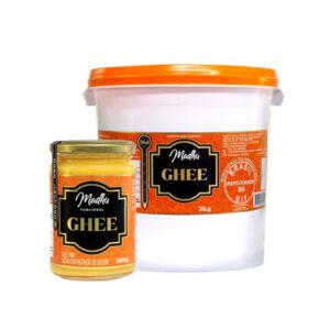 Manteiga ghee é um dos produtos naturais mais vendidos nas lojas de produtos naturais