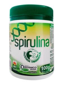 Comprar Spirulina em Pó Orgânica - Fazenda Tamanduá