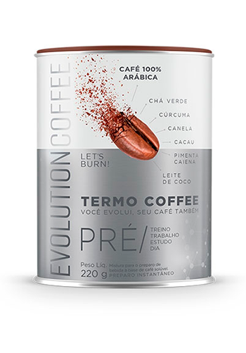 Comprar Café Termogênico Evolution Coffee