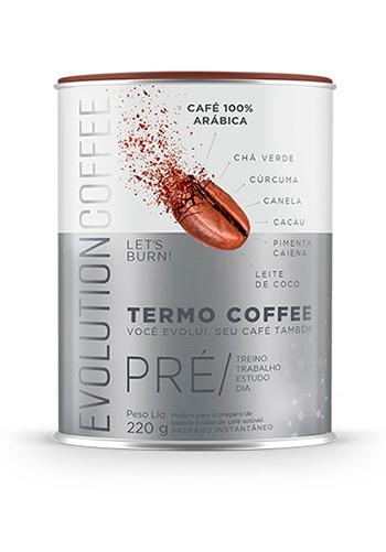 Comprar Café Termogênico Evolution Coffee