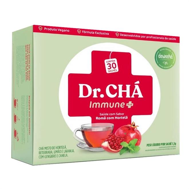 Dr. Chá Immune da Desinchá Funciona? Ajuda mesmo o Sistema Imunológico?