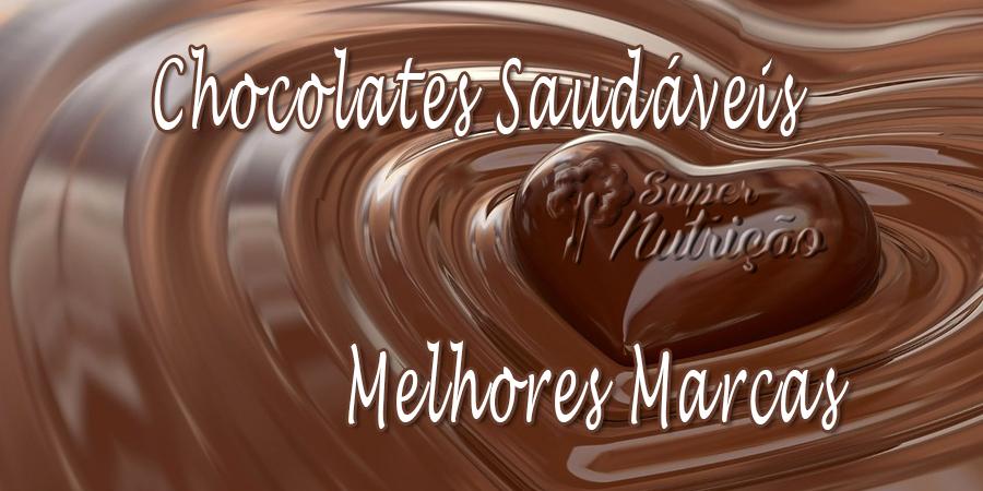 Melhores Marcas Chocolates Saudáveis do Brasil
