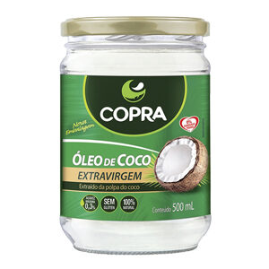 Óleo de Coco Extravirgem na lista de produtos naturais mais vendidos