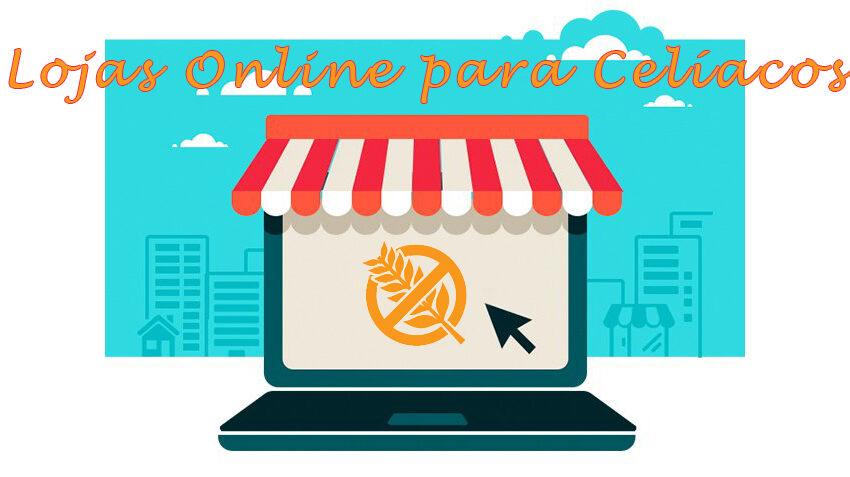 Melhores Lojas Online para Celíaco – Produtos Sem Glúten