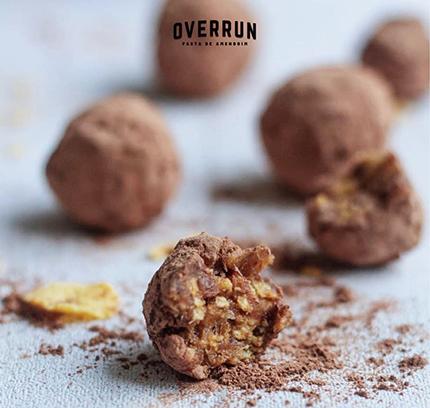 Receita de Protein Bowls de Chocolate