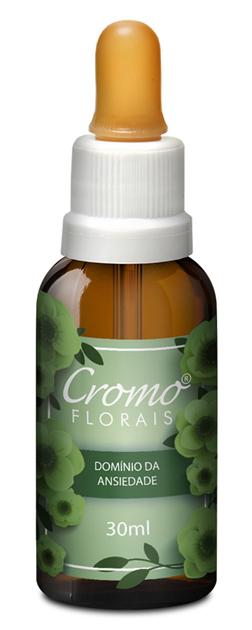 Floral para Domínio de Ansiedade 30 ml - CromoFlorais