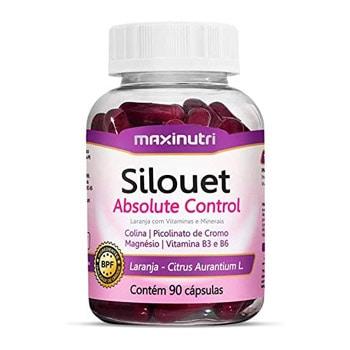 Silouet Absolute Control 90 Cápsulas - Maxinutri (0)