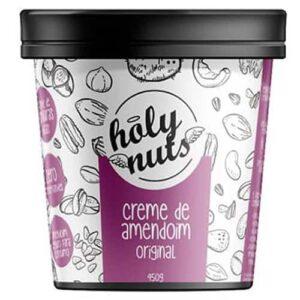 Creme de Amendoim Original - 450g - Holy Nuts - Uma das melhores pasta de amendoim