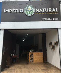 Império Natural - Loja de Produtos Naturais Feira de Sanatana